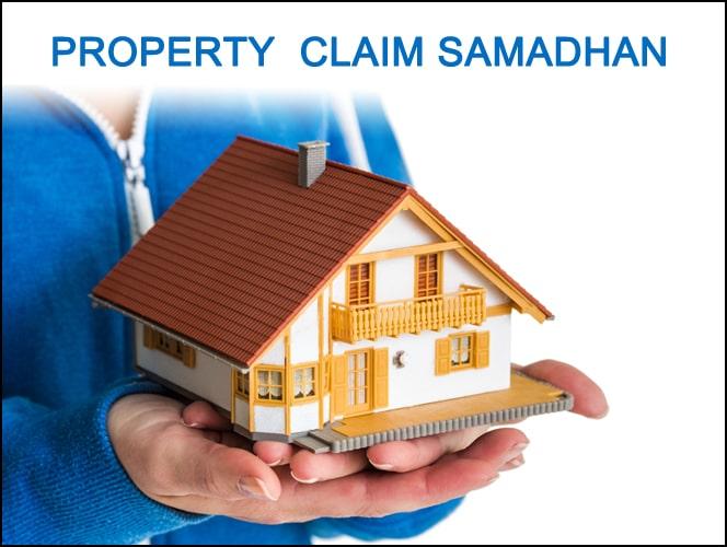 PROPERTY CLAIM SAMADHAN